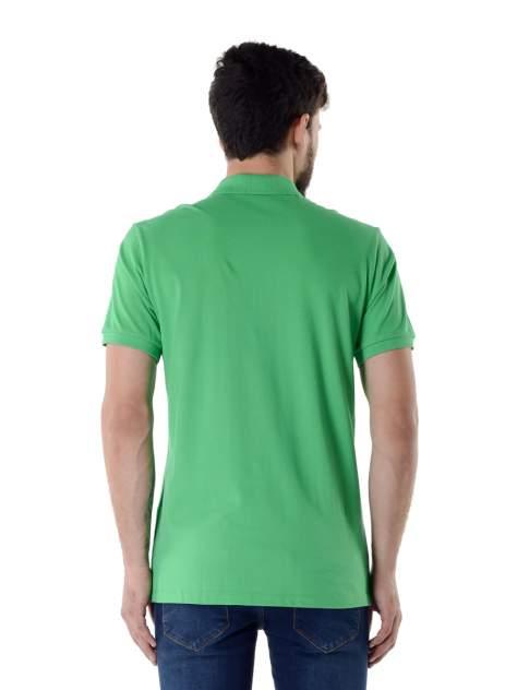 Футболка-поло мужская A passion play SQ63091 зеленая S