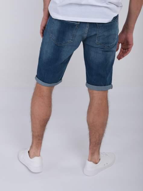 Джинсовые шорты мужские A passion play SQ61056 синие 29