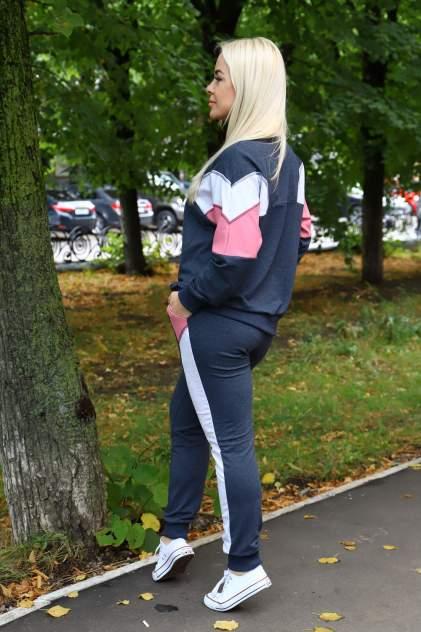 """Спортивный костюм женский """"Миллена Шарм 7240"""" толстовка и брюки 50р-р"""