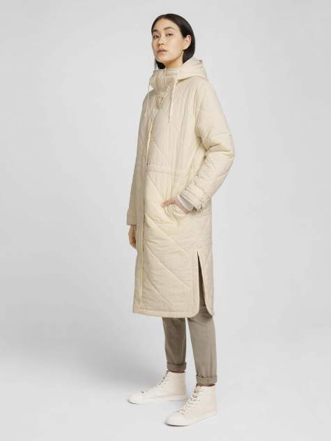 Женское пальто TOM TAILOR 1026986, коричневый