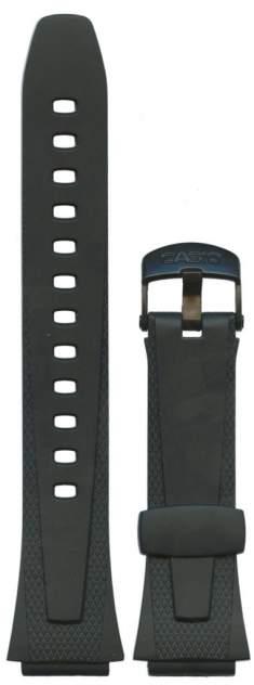 Ремешок для часов Casio 10179406, черный