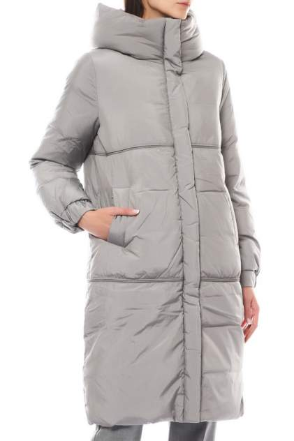 Пуховик-пальто женское ACASTA 383833000 серое 48