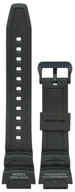 Ремешок для часов Casio 10360816, черный