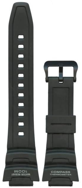 Ремешок для часов Casio 10431875, черный