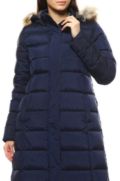 Пуховик-пальто женский U.S. POLO Assn. G082GL0KS0MARCE-R синий 36
