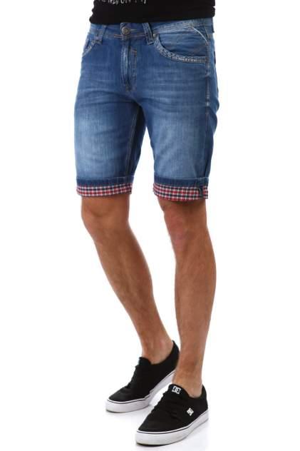 Джинсовые шорты мужские A passion play SQ61128 синие 31