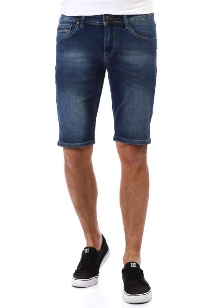Джинсовые шорты мужские A passion play SQ61130 синие 32