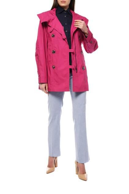 Ветровка женская Burtley BL-4404 розовая 50