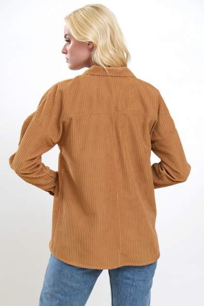 Женская рубашка Hochusebetakoe ST 176, бежевый