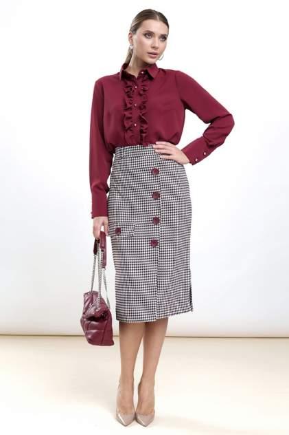 Блуза женская BEZKO Бп 3657 красная 44