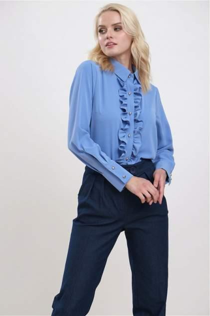 Блуза женская BEZKO БП 3657 синяя 44