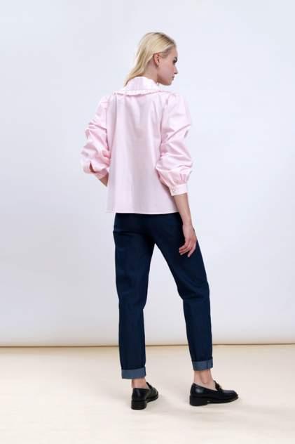 Блуза женская BEZKO БП 3658 розовая 44