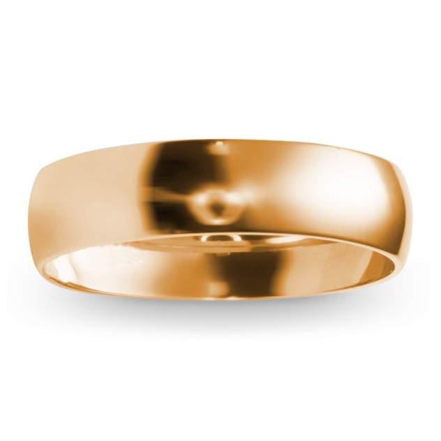 Кольцо женское Эстет 01О050140А р.22