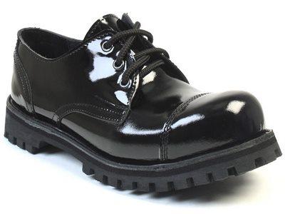 Мужские полуботинки КВ-4 70396, черный