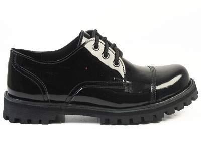 Мужские полуботинки КВ-4 70398, черный