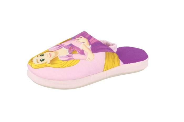Детские тапочки De Fonseca Disney Princess Roma G490RU, розовый, р. 25/26