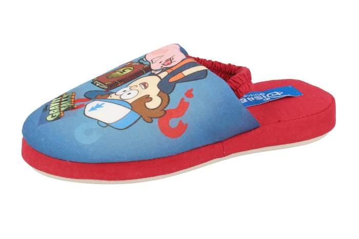 Детские тапочки De Fonseca Disney Gravity Falls Roma K490RU, синий, р. 27/28