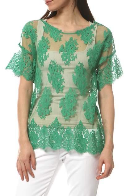 Блуза женская P.A.R.O.S.H. 65978 зеленая L