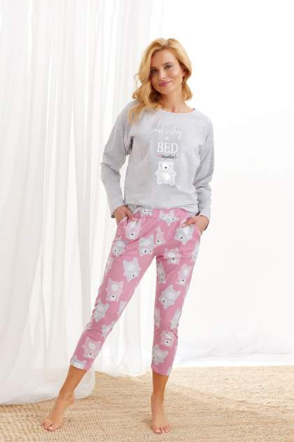 Пижама TARO 20W Molly, серый