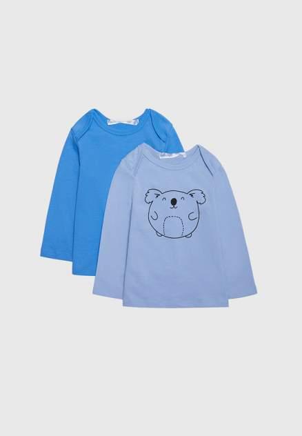 Лонгслив детский Modis, цв.синий, голубой