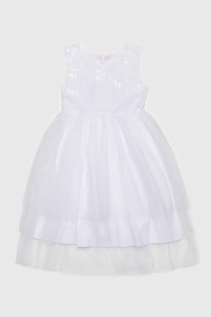 Платье детское Modis, цв.белый