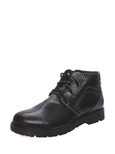 Мужские ботинки VALSER 601-741, черный
