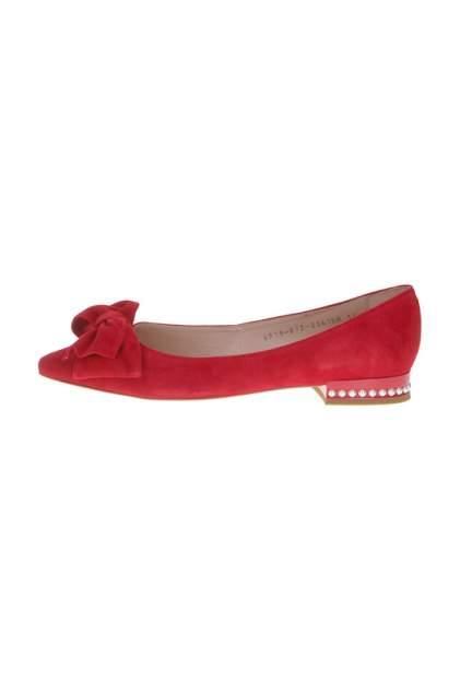 Балетки женские Giotto 6919-813-2261 красные 38 RU