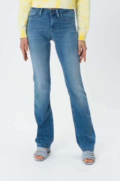 Женские джинсы  Guess W02A58D32J6, голубой