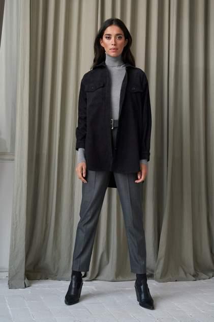 Рубашка женская Vittoria Vicci М1-20-2-3-02-6585-3 черная S