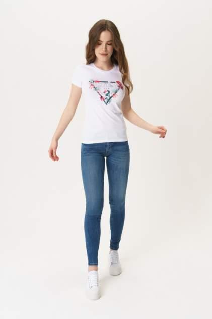 Женские джинсы  Guess W0GA37D32J7, синий