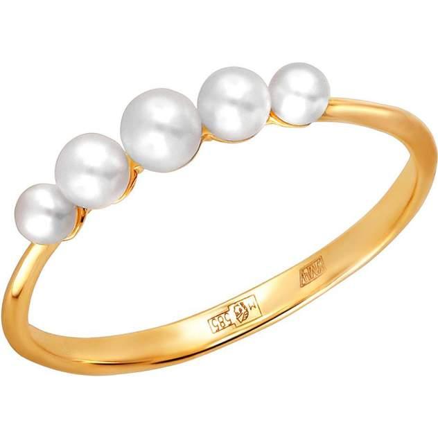 Кольцо женское Эстет 01К3111962-1 р.21.5