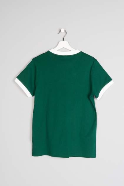 Футболка женская Adidas DV2590 зеленая 28