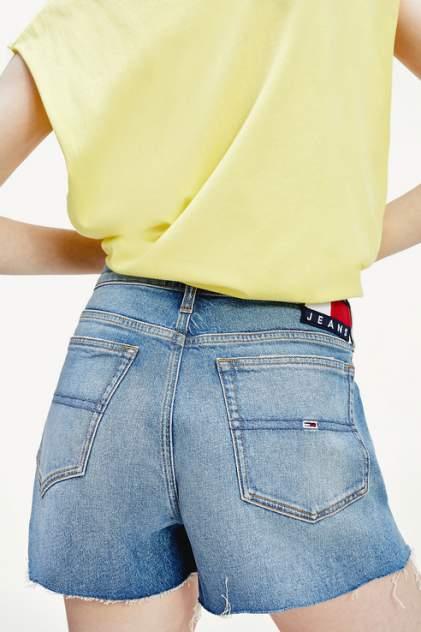 Джинсовые шорты женские Tommy Jeans DW0DW08218 разноцветные 44