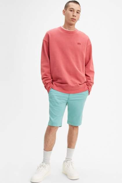 Повседневные шорты мужские Levi's 1720200020 голубые 44-46