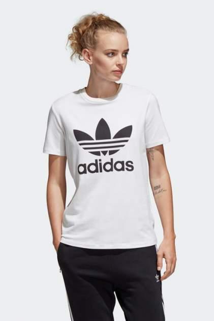 Футболка женская Adidas CV9889 белая 30