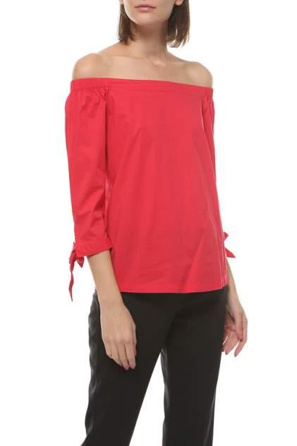Блуза женская S.Oliver 14.803.19.4240 красная 36