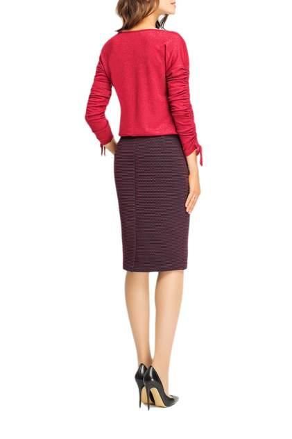 Платье женское Giulia Rossi 12-690 красное 50-170