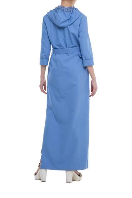 Плащ женский Adzhedo 6231 голубой XL