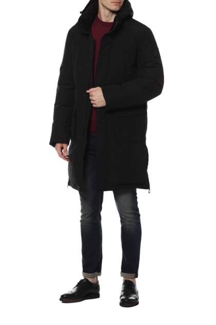 Пуховик-пальто мужской IGOR PLAXA 5831 черный 56-182