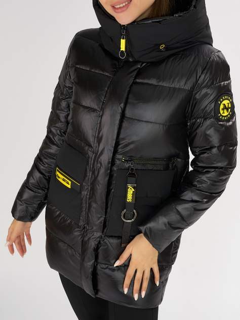 Куртка MTFORCE 7501, черный