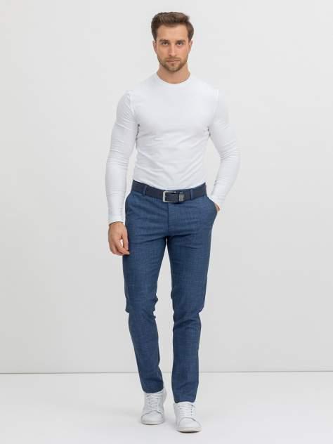 Классические брюки Marc De Cler B-Chinos 24881 Navy-176, синий
