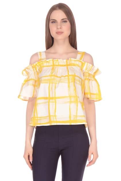 Блуза женская Baon B198015 желтая L