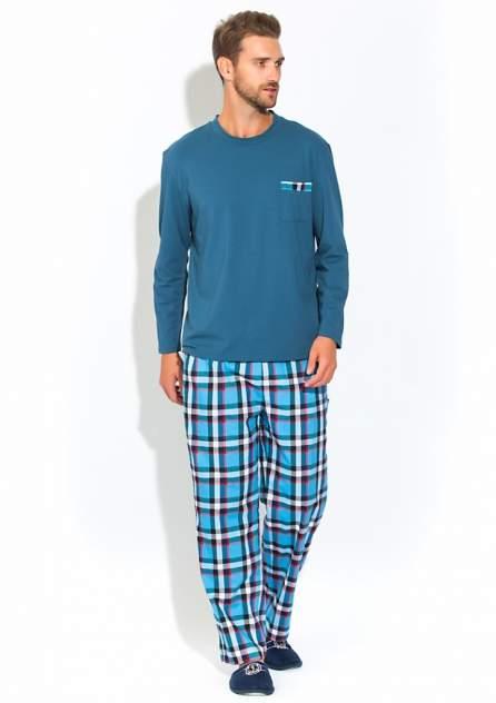 Мужские домашние домашний комплект Peche Monnaie BOSS, синий