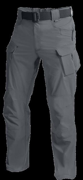 Брюки мужские Helikon-Tex Helikon-Tex OUTDOOR TACTICAL PANTS серые 32/32