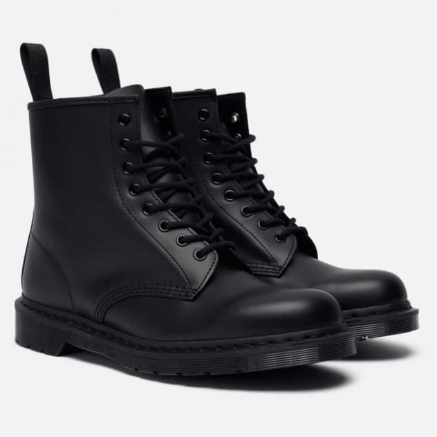 Мужские ботинки Dr. Martens 1460 Mono Smooth, черный