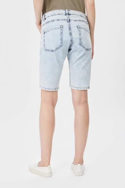 Джинсовые Джинсовые шорты женские Baon B321007 голубые M
