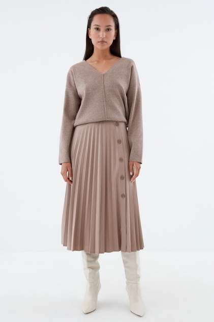 Женская юбка ZARINA 0329221221, бежевый