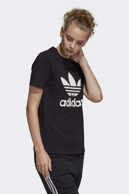Футболка женская Adidas CV9888 черная 34