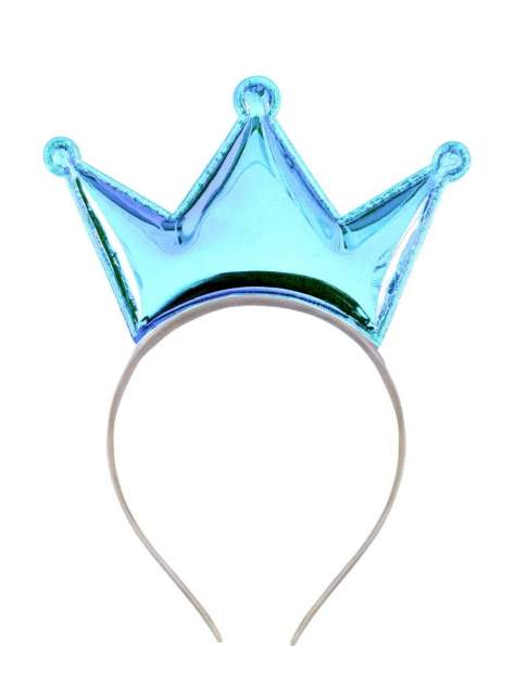 Ободок карнавальный Перламутровая корона