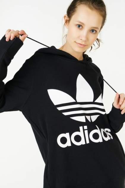 Толстовка женская Adidas CE2408 черная 38